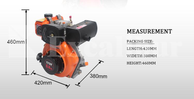 5HP diesel engine (2)