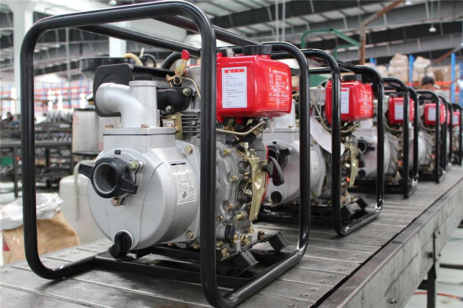 Diesel production area- Jiangsu Excalibur (3)